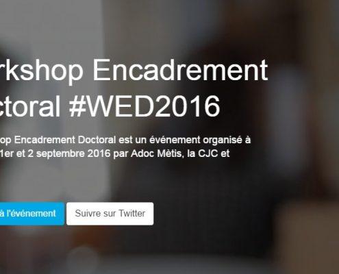 WED2016