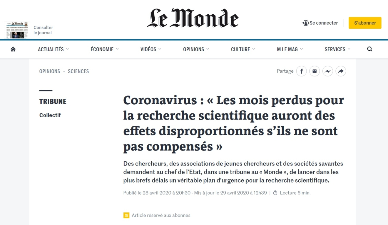 TribuneLeMonde